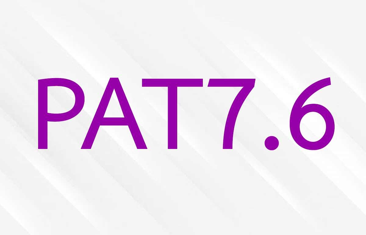 ข้อสอบ PAT 7.6 ภาบาลี